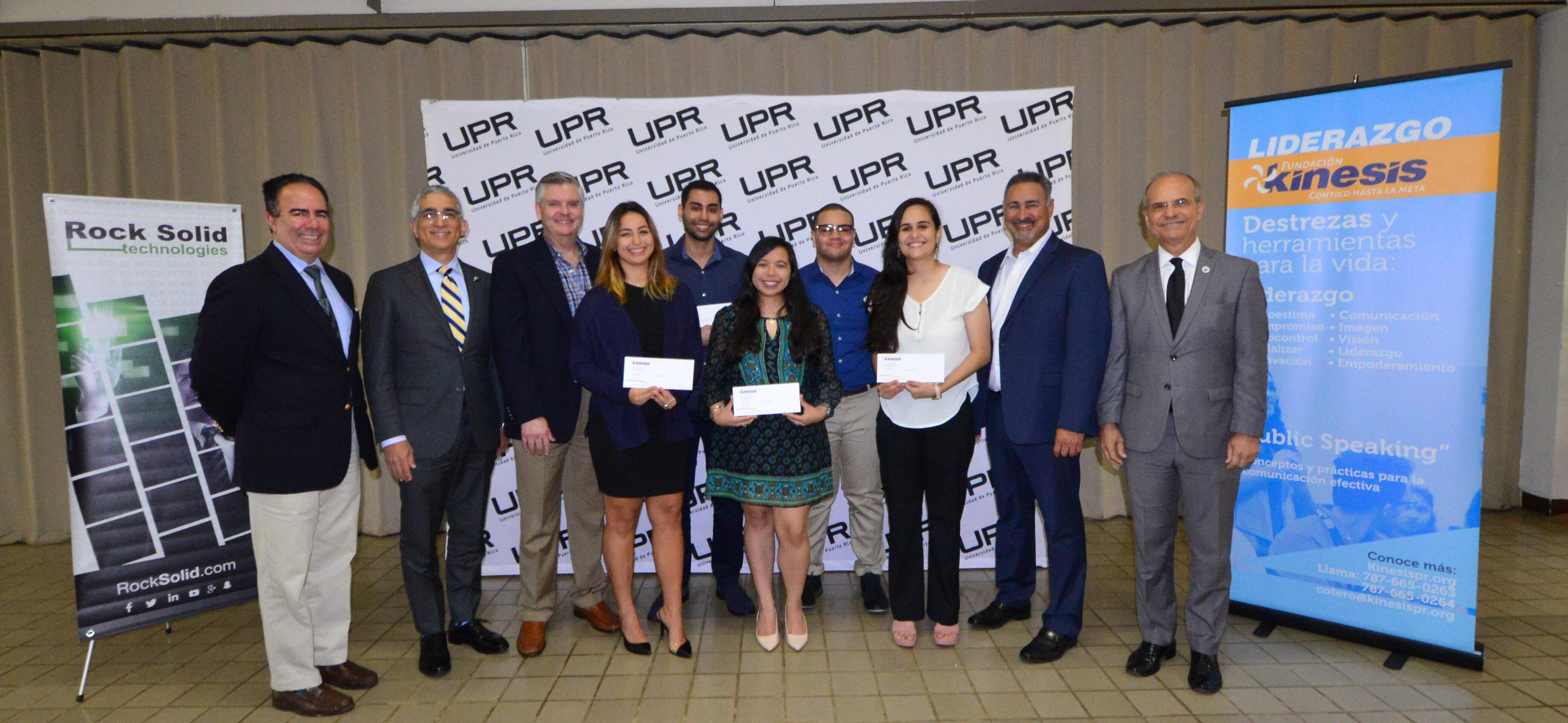 Rock Solid y Kinesis unen fuerzas para reconocer al talento de la Universidad de Puerto Rico