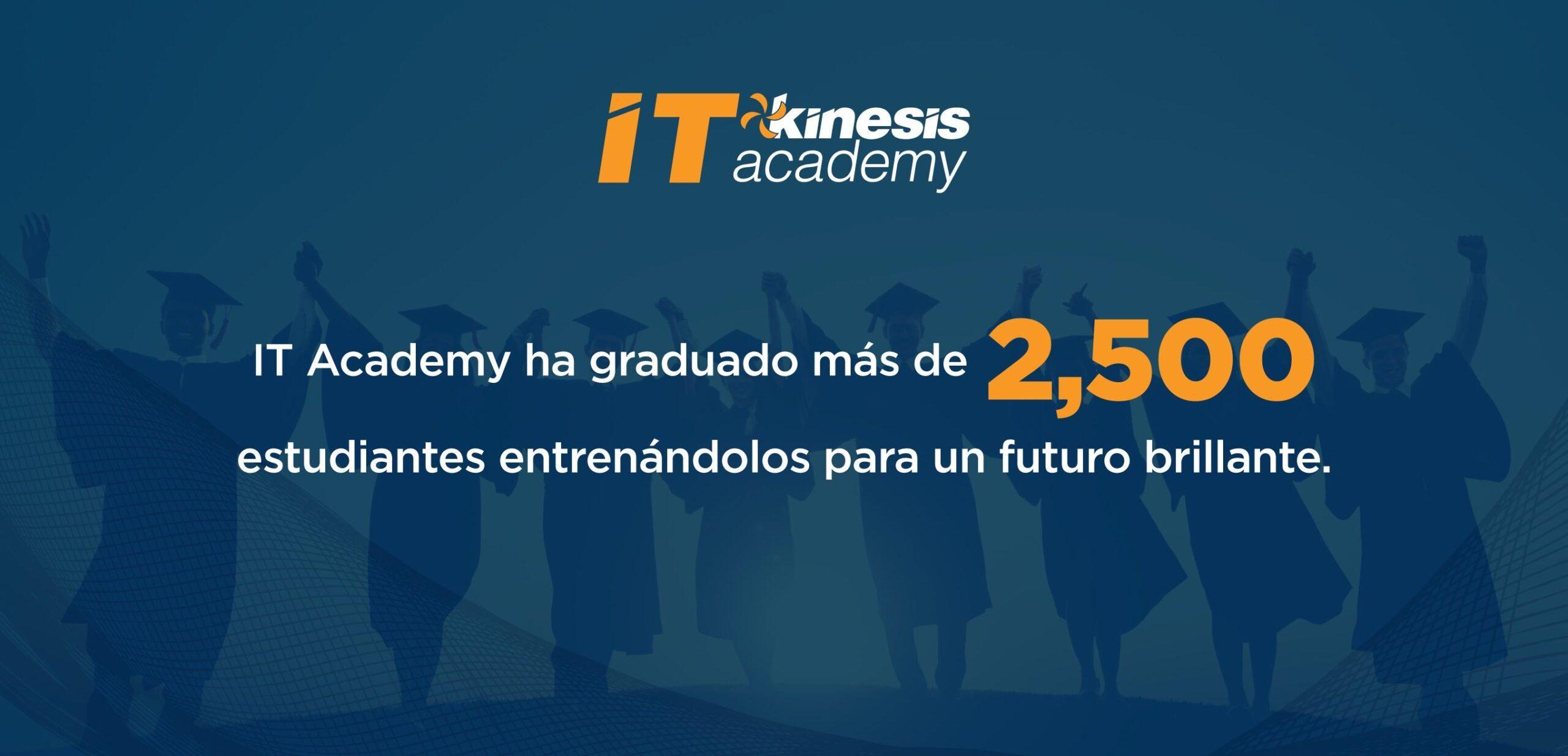 Graduados Kinesis IT Academy