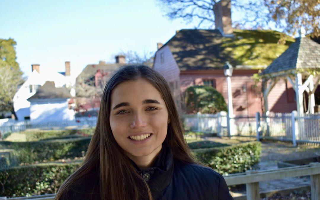 Estudiante Bright Stars está determinada en convertirse en una empresaria exitosa